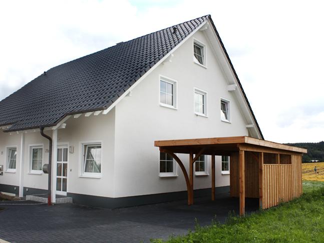 Scholz massivhaus gmbh for Top massivhaus